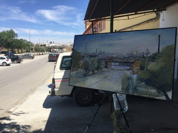 concurso pintura rapida Arahal 2021